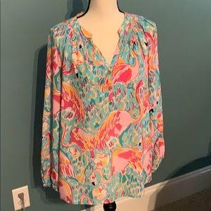 Lilly flamingo Elsa XL